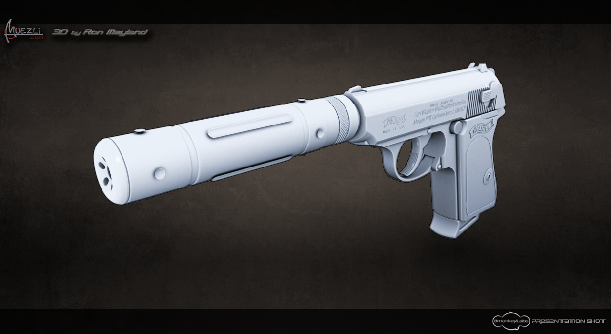Silencer_High_poly_Ron Mayland